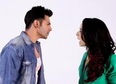Varun Dhawan and Shraddha Kaoor's fight, in ABCD 2 for Remo