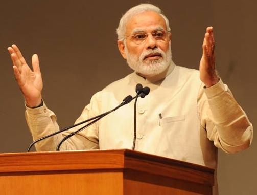 Narendra Modi celebrates first year of governance on social media